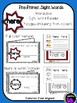Kindergarten Printable Sight Word Reader: Here