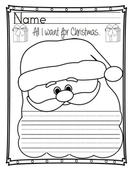 Kindergarten Printables: daily, holiday, and seasonal themes for the whole year!