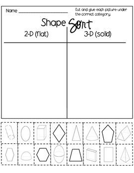 Kindergarten Printables: June Themed
