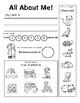 Kindergarten Printables: September Themed