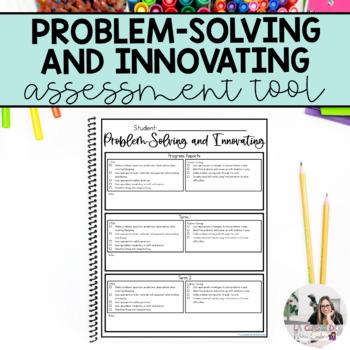 Kindergarten Problem Solving and Innovating Checklists (Assessment Tool)