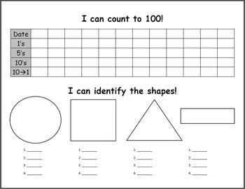 Kindergarten Progress Monitoring RTI
