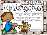 Kindergarten Project Based Learning Addition and Subtraction