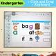 Kindergarten Punctuation and Spelling Digital Activities