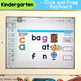 Kindergarten Punctuation and Spelling Digital Activities
