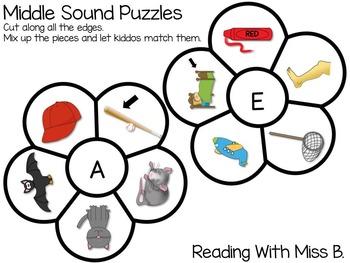 Kindergarten Puzzles