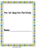 Kindergarten Quarterly Assessment/Portfolio