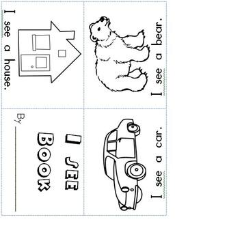 Kindergarten RTI & CC Practice Activities For All 4 Areas of Foundation Skills