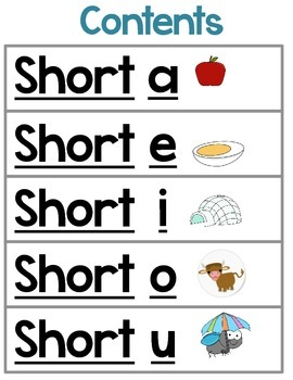 ***FREEBIE*** Kindergarten RTI: Phonics