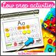 Kindergarten RTI: Letter Recognition & Identification Intervention Curriculum