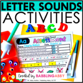 Kindergarten RTI | Letter Sounds | Intervention Curriculum | Distance Learning