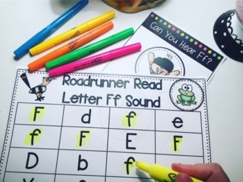 Letter Sound Essentials: Small Group & Intervention Resources