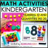 Math Intervention | Kindergarten RTI | Number Sense | Distance Learning