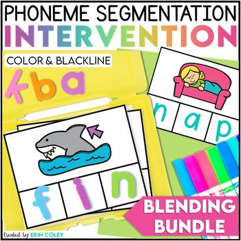Phoneme Segmentation Essentials: Small Group & Intervention Resources