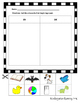 Kindergarten Raceway Phonics Pack 1 Preview