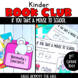 If You Take a Mouse to School | Kindergarten Read Aloud |