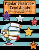 Kindergarten Read Alouds: Hands on Activities