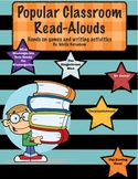Kindergarten Read Alouds: Hands on Activities