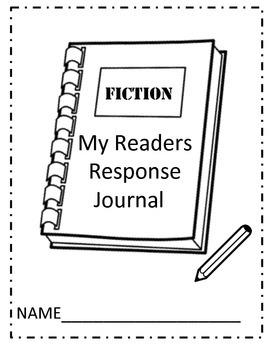 Kindergarten Readers Response Journal