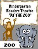 Kindergarten Reader's Theatre (At The Zoo)