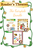 Kindergarten Reader's Theater Fairy Tale Bundle