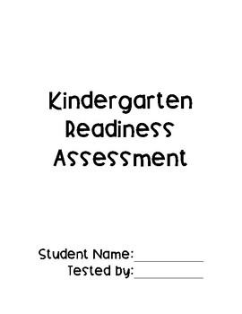 image relating to Kindergarten Readiness Test Free Printable identify Kindergarten Readiness Evaluation Worksheets TpT