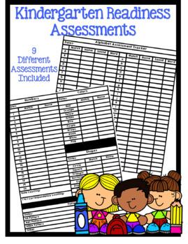 Kindergarten Readiness Assessments