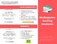 Kindergarten Readiness Brochure- FREEBIE
