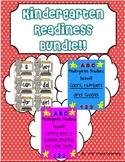 Kindergarten Readiness Bundle