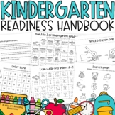 Kindergarten Readiness Handbook