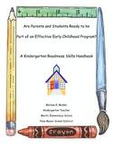 Kindergarten Readiness Handbook
