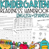 Kindergarten Readiness Handbooks in English and Spanish