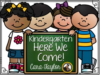 Kindergarten Readiness No Prep Printables