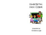 Kindergarten Readiness Skills Brochure for Parents