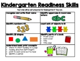 Kindergarten Readiness Skills {resource for parents}