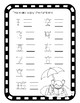 Kindergarten Readiness Summer Packet