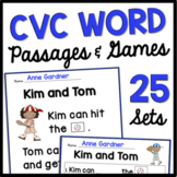 Kindergarten Guided Reading Comprehension Passages and Que