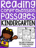 Reading Comprehension Passages - Kindergarten
