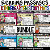 Kindergarten Reading Comprehension Passages {BUNDLE}