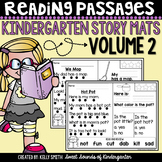 Kindergarten Reading Comprehension Passages {Volume 2}