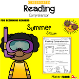 Kindergarten Reading Comprehension (Summer)