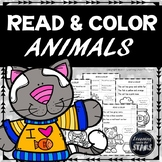 Kindergarten Reading Comprehension and 1st Grade Reading C