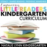 Kindergarten Reading Curriculum   Read Aloud Lessons   Emp