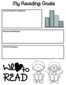 Kindergarten Reading Data Notebook-  Aligned to the Common Core