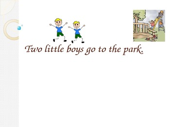 Kindergarten Reading Flashbacks Exit Slips Bell Ringers