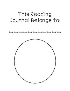 Kindergarten Reading Journal