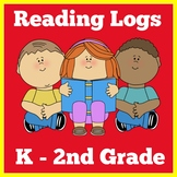 Reading Logs Homework | Printable