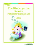 Kindergarten Reading Nursery Rhymes, Z, V, I, and F, Predicting and More!