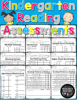 image relating to Printable Kindergarten Readiness Test referred to as Kindergarten Readiness Analysis Worksheets TpT