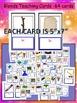Kindergarten Reading Readiness/Literacy Super Bundle 415 Pages